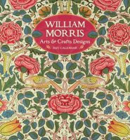 William Morris Arts & Crafts Designs 2021 Wall Calendar