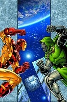 Iron Man: Legacy Of Doom (Hardback)
