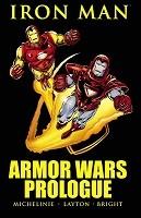 Iron Man: Armor Wars Prologue (Paperback)