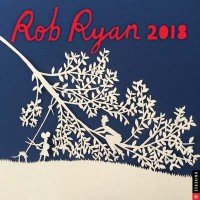 Rob Ryan 2018 Wall Calendar