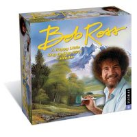 2021 Bob Ross: A Happy Littleboxed Calendar