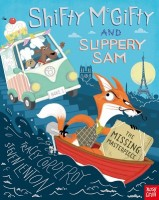Shifty McGifty and Slippery Sam: The Missing Masterpiece - Shifty McGifty and Slippery Sam (Paperback)