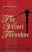 The Velvet Turnshoe: A Hildegard of Meaux Mystery - Hildegard of Meaux Mystery Volume 2 (Paperback)