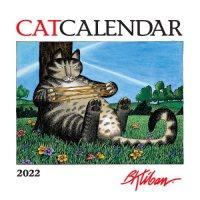 2022 B.Kilban Cat Mini Wall Calendar