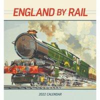 2022 England By Rail Wall Calendar