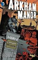 Arkham Manor Vol. 1 (Paperback)