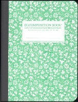 Parsley Decomposition Ruled Book