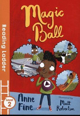 Magic Ball - Reading Ladder Level 3 (Paperback)