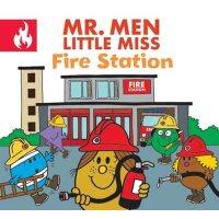 Mr. Men Little Miss Fire Station