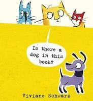 Is There a Dog in This Book? (Paperback)
