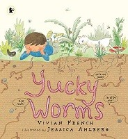 Yucky Worms - Nature Storybooks (Paperback)