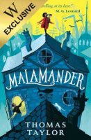 Malamander: Exclusive Edition - The Legends of Eerie-on-Sea (Paperback)