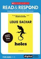 Holes - Read & Respond (Paperback)