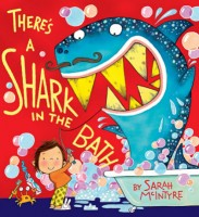 There's a Shark in the Bath (Paperback)