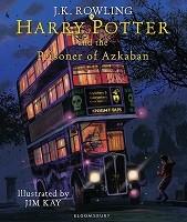 Harry Potter and the Prisoner of Azkaban: Illustrated Edition (Hardback)