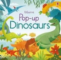 Pop-up Dinosaurs - Pop-Ups (Board book)