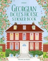 Georgian Doll's House Sticker Book - Doll's House Sticker Books (Paperback)
