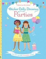 Sticker Dolly Dressing Parties - Sticker Dolly Dressing (Paperback)