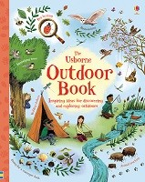The Usborne Outdoor Book (Spiral bound)