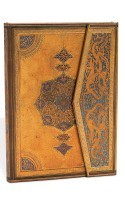 Safavid Midi Lined Notebook