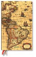 Western Hemisphere Maxi Vertical 2020-2021 Diary Wtv