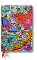 Paperblanks Flutterbyes Mini Diary 2019