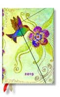 Paperblanks Hummingbird Mini Diary 2019