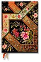 Paperblanks Filigree Floral Ebony Midi Diary 2019