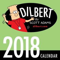 Dilbert 2018 Mini Wall Calendar