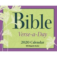 Bible Verse-A-Day 2020 Mini Day-to-Day Calendar