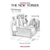 Cartoons from the New Yorker 2020 Square Wall Calendar