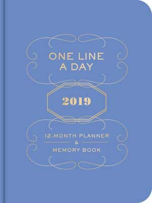 2019 Planner: One Line a Day