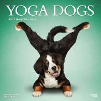 Yoga Dogs 2018 Wall Calendar