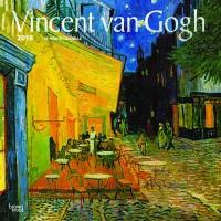 Vincent Van Gogh 2018 Wall Calendar