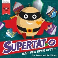 Supertato Hap-pea Ever After: A World Book Day Book (Paperback)