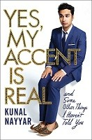 Yes, My Accent is Real: A Memoir (Hardback)