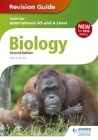 Cambridge International AS/A Level Biology Revision Guide 2nd edition (Paperback)