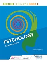 Edexcel Psychology for A Level Book 1 (Paperback)