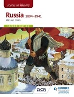Access to History: Russia 1894-1941 for OCR Second Edition - Access to History (Paperback)