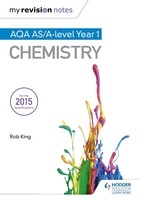 My Revision Notes: AQA AS Chemistry Second Edition - My Revision Notes (Paperback)