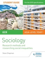 OCR A Level Sociology Student Guide 2: Researching and understanding social inequalities (Paperback)
