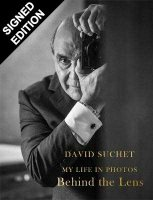 Behind the Lens: My Life in Photos - Signed Edition (Hardback)