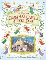 Christmas Carols Sticker Book - Sticker Books (Paperback)