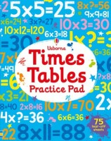 Times Tables Practice Pad - Tear-Off Pads (Paperback)