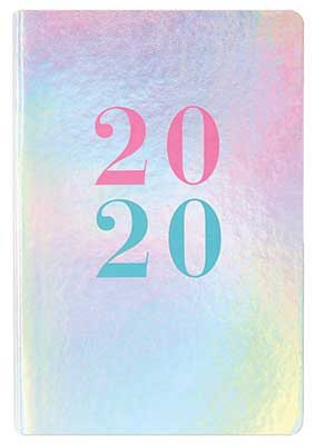 Holographic Diary Planner 2019-2020