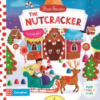 The Nutcracker - Campbell First Stories (Board book)