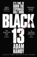 Black 13 - Scott Pearce 1 (Paperback)