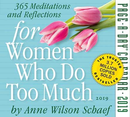 2019 for Women Who Do Too Much Page-A-Day Calendar