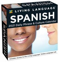 Living Language: Spanish 2021 Day-to-Day Calendar