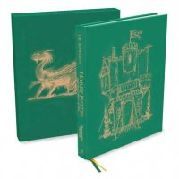 Harry Potter and the Goblet of Fire: Deluxe Illustrated Slipcase Edition (Hardback)